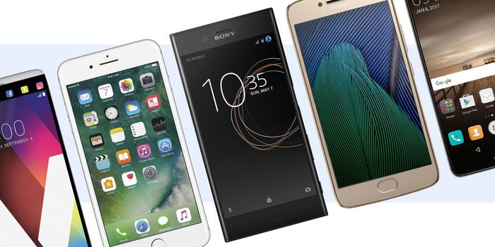 Best Phones In 2017 So Far And Why We Love Them
